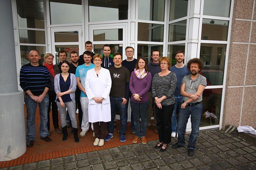Das Team der JenaBios GmbH